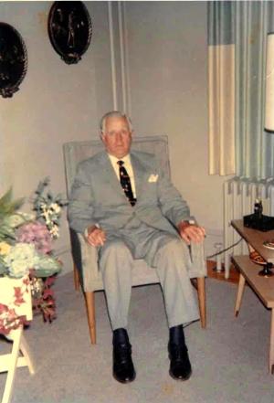 Albert V. Genetti