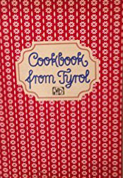 Cook Book from Tyrol