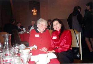 Angela (Ann) Maria Genetti McNelis with Dale Genetti