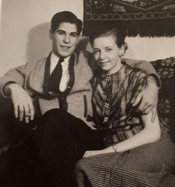 Gene and Ruth Recla