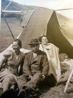 Genetti family in Castelfondo
