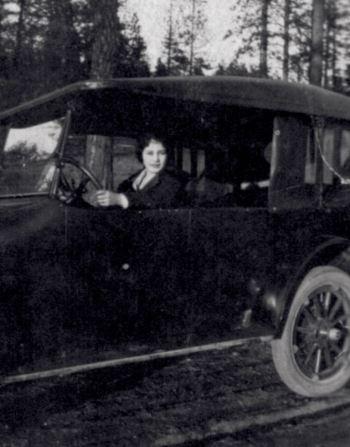 Mary Recla 1921