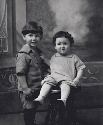 Robert and George - 1926