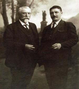 Damiano and Raffaele Genetti