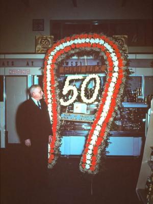 Genetti Markets 50th Anniversary