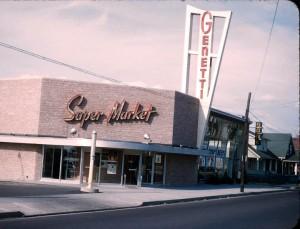Genetti Supermarket, Hazleton, PA