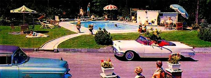 Gus Genetti Hotel, Hazleton, PA