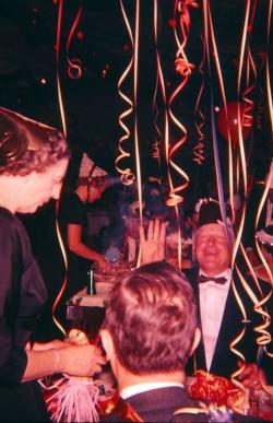New Year's Eve Celebration 1955