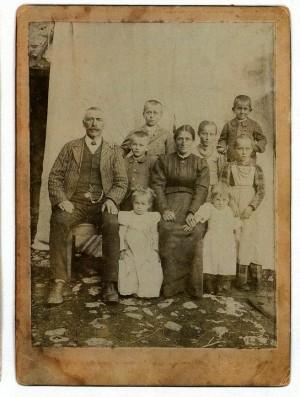 Damiano Genetti and Family