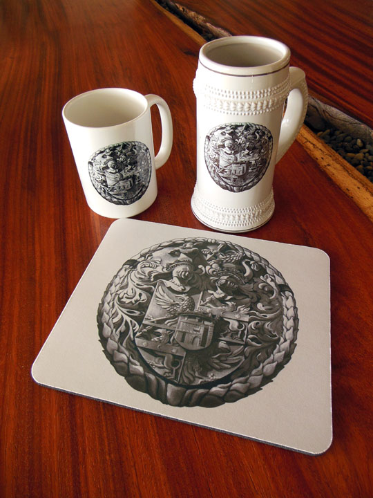 Mugs,mousepad