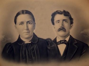 Vigilio and Maria Genetti