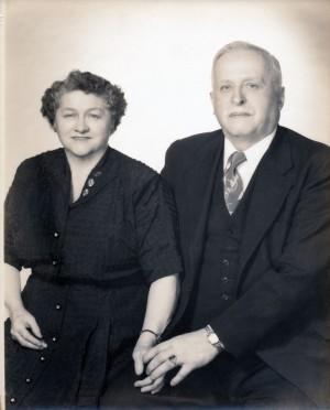 Leone and Angeline (Marchetti) Genetti