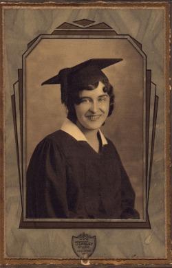 1920s - Gm HS Grad