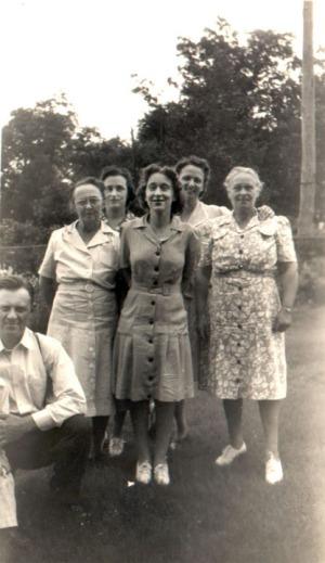 Zambotti Reich Family Women
