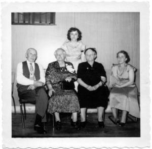1930 - Family Photo -Zambootti Reich