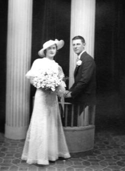 Betty & Lewis Reich 1935