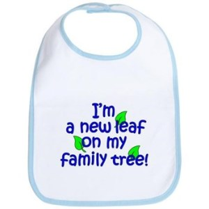New Leaf Bib