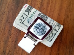 Genetti Money Clip
