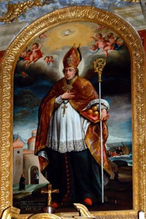 Saint Nicholas - San Nicolò