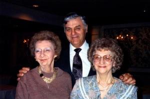 Rita, Leon and Catherine Genetti - siblings