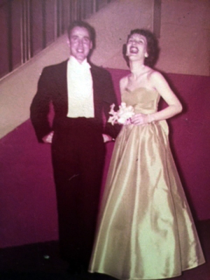Jean Branz Daly with husband Dr. Joseph Daly