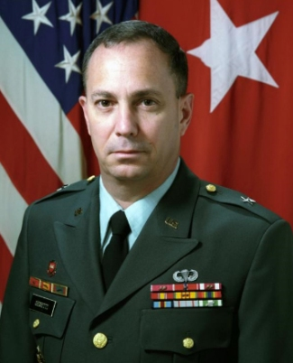 US Army Major General Albert J. Genetti