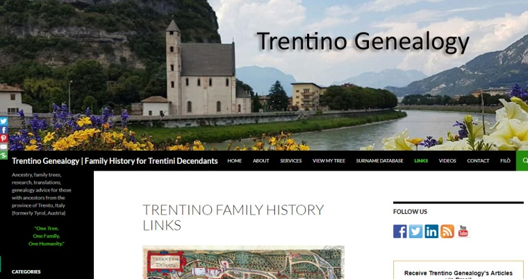 Blog – The Genetti Family Genealogy Project