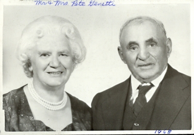 Alceste and Pietro Genetti