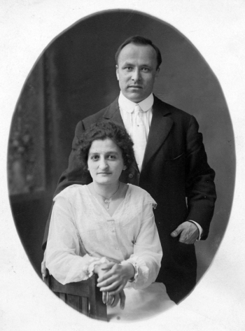 Catherine Genetti and Peter Petroski
