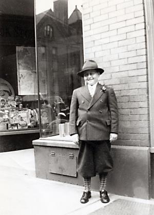 Joseph E. Genetti, 1938
