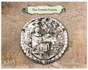 The Genetti Family Jigsaw Puzzle